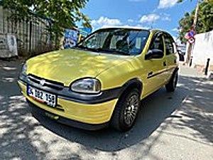1997 CORSA SWİNG HİDROLİK DİREKSİYON KLİMA ÇELİK JANT Opel Corsa 1.4 Swing