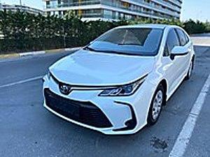 2020 TOYOTA COROLLA 1 6 VİSİON  0  KM HEMEN TESLİM Toyota Corolla 1.6 Vision