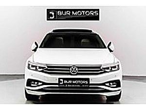 2020 VW PASSAT 1.6TDİ ELEGANCE DSG CAM TVN KAYAR LED 5400KM Volkswagen Passat 1.6 TDI BlueMotion Elegance