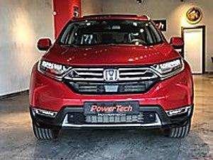 POWERTECH 2020 MODEL CRV 1.5 EXECUTİVE PLUS 0 KM Honda CR-V 1.5 VTEC Executive Plus