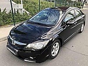 2009 CİVİC 1.4 HYBRİD OTOMATİK VİTES 105.000KM STAR STOP Honda Civic 1.4 Hybrid