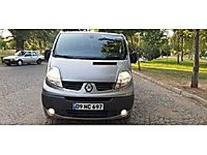 KALE OTOMOTİVDEN 2014 TRAFİK 5 1 HATASIZ BOYASIZ İLK EL Renault Trafic 2.0 dCi Grand Confort