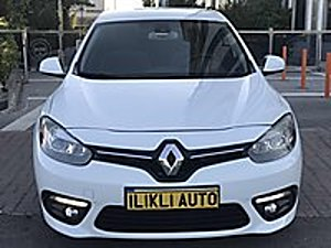 İLİKLİ AUTO DAN 2014 FLUENCE ICON    6 İLERİ   80.000KM  BEYAZ Renault Fluence 1.5 dCi Icon