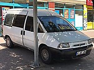 SİTENİN EN UCUZ SCUDOSU Fiat Scudo 1.9 D EL Van