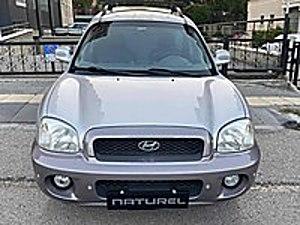 NATUREL den masrafsız Hyundai Santa Fe 2.7 V6