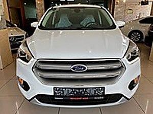 BOYASIZ 2019 FORD KUGA 1.5 TDCI 120 HP TITANIUM POWERSHIFT Ford Kuga 1.5 TDCI Titanium