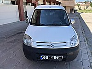2006 Model Citroen Berlingo Temiz Citroën Berlingo 1.9 D FG