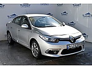 3 AY ERTELEME  31.100 TL PEŞİNATLA  YETKİLİ SERVİS BAKIMLI  ICON Renault Fluence 1.5 dCi Icon