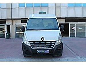 FRİGO SOĞUTUCULU ÇOK AMA ÇOK TEMİZ BAKIMLI FATURALI... Renault Master 2.3 dCi L3H2  13 m3