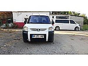 ORJİNAL BOYASIZ HATASIZ 2004 PARTNER Peugeot Partner 1.9 D