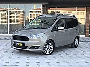 OTO SEÇ DEN 2017 MODEL 1.6 TİTANİUM PLUS 3650 KM DE BOYASIZ Ford Tourneo Courier 1.6 TDCi Titanium Plus