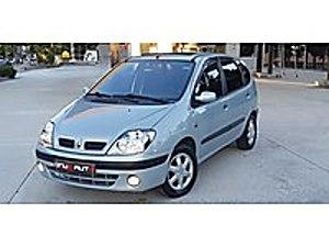 ONUR AUTO DAN 2002 236 BİN KM TEMİZ 1.6 16 VALF FULL RXT Renault Scenic 1.6 RXT