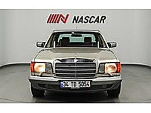 NASCAR   1985 MERCEDES 500SEL V8 199.000KM KLİMA DERİ OTOMATİK Mercedes - Benz Mercedes - Benz 500 SEL