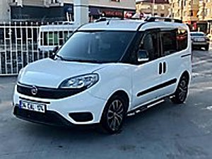 TEMİZ MASRAFSIZ FULL Fiat Doblo Panorama 1.6 MultiJet Easy