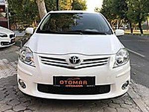 OTOMAR 2012 HATASIZ OTOMATİK AURİS 1.6 124 HP ELAGNT EĞLENCE PKT Toyota Auris 1.6 Elegant