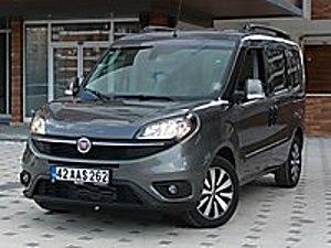 BOYASIZ DEĞİŞENSİZ SIFIR GİBİ 2019 DOBLO PREMiO PLUS 719 KM DE Fiat Doblo Combi 1.6 Multijet Premio Plus