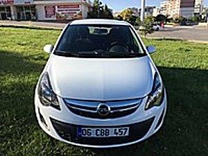 2014 MODEL CORSA 1.2 TWİNPORT Opel Corsa 1.2 Twinport Essentia