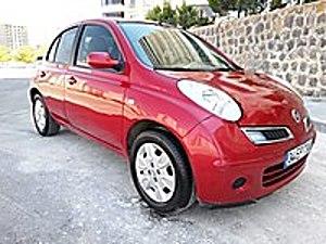 ATEŞ KIRMIZI 2008 MİCRA 1 2 VTİ PASSİON TAM OTOMATİK Nissan Micra 1.2 Passion