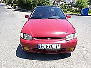 UZTAŞ OTOMOTİV DEN 1998 HYUNDAİ ACCENT 1.3 BENZİN-LPG Lİ Hyundai Accent 1.3 LS