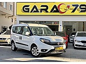 GARAC 79 dan 2019 DOBLO 1.6 MLTJET SAFELİNE HATASIZ 30.000 KM Fiat Doblo Combi 1.6 Multijet Safeline