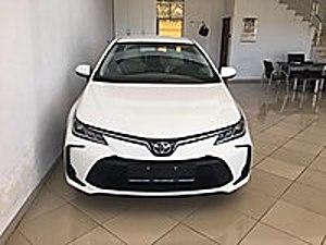 MARAŞ OTOMOTİV OTOMATİK VİTES SIFIR Toyota Corolla 1.6 Vision