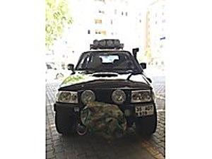 2001 NISSAN TERRANO TDI 2.7 LUXURY OFF-ROAD PROJE ARACI Nissan Terrano 2.7 TDI Luxury