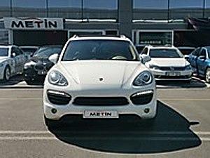 HATASIZ BOYASIZ TRAMERSİZ TAM ÖTV 2011 MODEL 225BİNKM Porsche Cayenne 3.0 Diesel