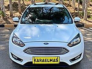 KARAELMAS AUTODAN 1.6 TDCİ TİTANYUM X SUNROOF LU FORD FOCUS FULL Ford Focus 1.6 TDCi Titanium X