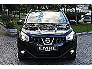 2012 MODEL QASHQAİ BLACK EDİTİON  CAM TAVAN OTOMATİK 360 KAMERA Nissan Qashqai 1.6 Black Edition