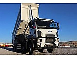 AKSOY OTOMOTİV A.Ş DEN 2017 FORD CARGO 4142 D KLİMALI Ford Trucks Cargo 4142D