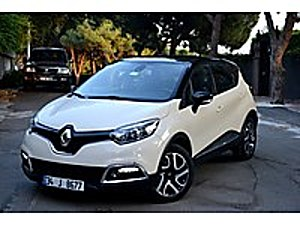 ENDPOINT - RENAULT CAPTUR 1.2 ICON 54.000 KM OTOMATİK TERTEMİZ Renault Captur 1.2 Icon