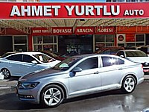 AHMET YURTLU AUTO 2018 VW PASSAT DSG 54.000KM BOYASIZ Volkswagen Passat 1.4 TSI BlueMotion Comfortline