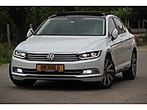 ÖMEROĞLUNDAN 2016 MDL VW PASSAT HAYALET ÇİFT NAVİ.SUNROF K.AYNA Volkswagen Passat 1.6 TDI BlueMotion Highline