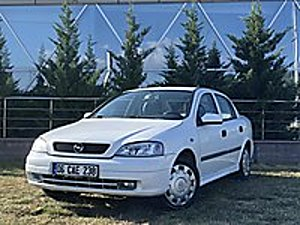 A.HAMİYET OTOMOTİV DEN 2000 MODEL OPEL ASTRA BAKIMLI MASRAFSIZ Opel Astra 1.4 Classic