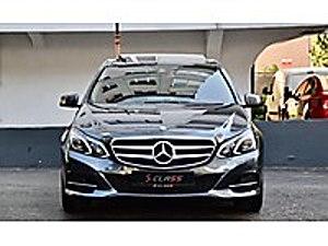 SCLASS 2016 E180 EDITION E PAKET FULL Mercedes - Benz E Serisi E 180 Edition E