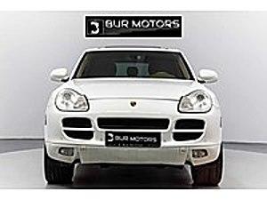 2005 PORSCHE CAYENNE 4.5 V8 TURBO AİRMATİC SUNROOF BOYASIZ Porsche Cayenne 4.5 Turbo
