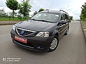 ŞİŞMANOĞLU OTOMOTİV DEN 2008 LOGAN 157.000 KM DE DEĞİŞENSİZ Dacia Logan 1.5 dCi Van Ambiance