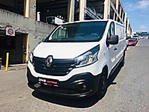 ONS MOTORS DAN 2016 TRAFİC 1.6 DİZEL MANUEL PANELVAN  18 KDV Renault Trafic 1.6 dCi Grand Confort