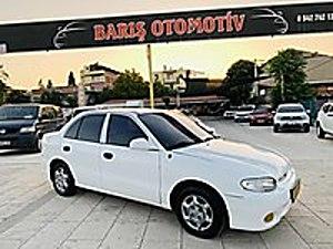 BARIŞ OTOMOTİV DEN.....YENİ MUAYENELİ ACCENT.... Hyundai Accent 1.3 LS