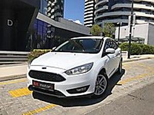 BZT MOTORS DAN  35 PEŞİN 36 AY TAKSİT İMKANI Ford Focus 1.6 TDCi Trend X