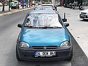 1994 1.2 BENZİN LPG 170.000KM DE İLK SAHBİNDEN ORJİNAL Opel Corsa 1.2 City