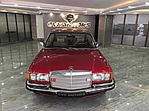 CVK MOTORS 1976 MERCEDES 280 SE W116 KASA 105.000 KM DE ORJİNAL Mercedes - Benz 280 280 SE