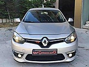 ÇETİNKAYA AUTO DAN 2014 RENAULT FLUENCE İCON 6VİTES 110 HP Renault Fluence 1.5 dCi Icon