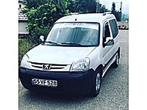 2004 PEUGEOT PARTNER 1.9 D KOMBİ 5 KAPI ÇİFT SÜRGÜ KLİMALI Peugeot Partner 1.9 D Kombi