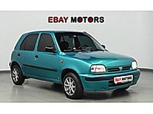 EBAY dan 1997 MİCRA 1.3 N-CVT GX OTOMATİK 143.000 KM de Nissan Micra 1.3 GX