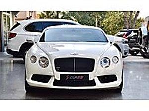 SCLASS 2012 BENTLEY 4.0 V8 MULLINER VERGİ BARIŞLI HATASIZ Bentley Continental GT