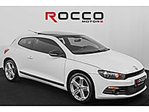 ROCCO MOTORS 2012 MAKYAJLI YENİ GÖĞÜS CAM TAVAN Bİ-XENON DSG Volkswagen Scirocco 1.4 TSI Sportline