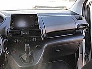 TEKİNDAĞ dan 2020 Yeni Rifter Active SkyPack Cam Tavan Ful Ful Peugeot Rifter 1.5 BlueHDI Active SkyPack