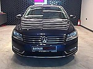 RAYHAN OTOMOTİVDEN VOLKSWAGEN PASSAT 1.4TSİ OTOMATİK  DSG  Volkswagen Passat 1.4 TSI BlueMotion Comfortline