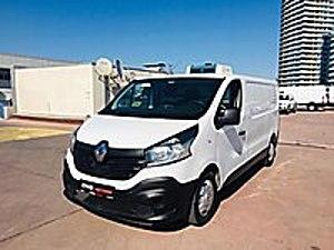 ONS MOTORDAN 2016 TRAFIC 1.6DCİ MANUEL FRİGO SOĞUTUCULU KDV 18 Renault Trafic 1.6 dCi Grand Confort